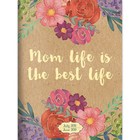 2019 mom life monthly planner