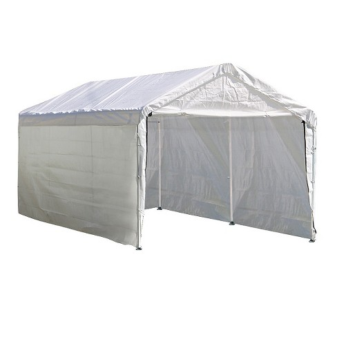 Shelter Logic 10x20 Canopy Enclosure Kit Fits 1 3/8\