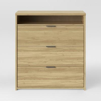 3 Drawer Dresser Natural - Made By Design™