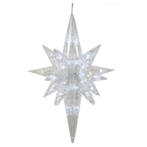 50 ct led light bethlehem star pure white