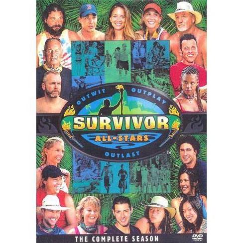 Survivor All-Stars: The Complete Season (DVD) - image 1 of 1