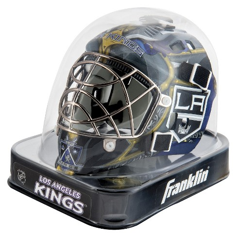 Franklin Sports NHL Los Angeles Kings Mini Goalie Mask - image 1 of 2