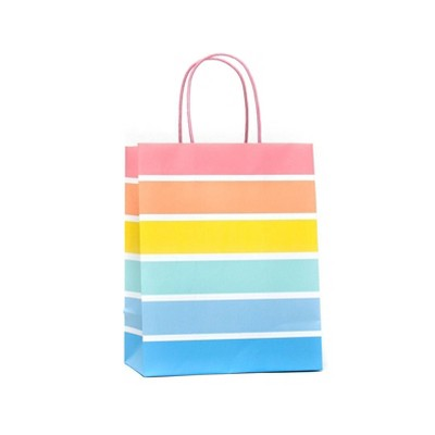 Medium Rainbow Gift Bag - Spritz™