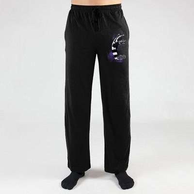 Men's Beetlejuice Sandworm Loungewear Sleep Pants