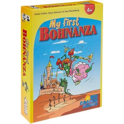 My First Bohnanza Card Game
