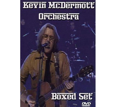 Kevin Mcdermott Orchestra (DVD) - image 1 of 1