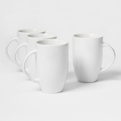 Coffee Mug 15oz - Porcelain White - Threshold™