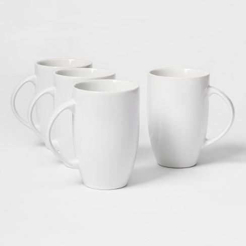 Coffee Mug 15oz - Porcelain White - Threshold™ - image 1 of 2