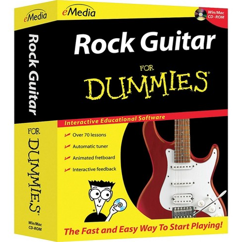 eMedia Rock Guitar For Dummies CD-ROM - image 1 of 2
