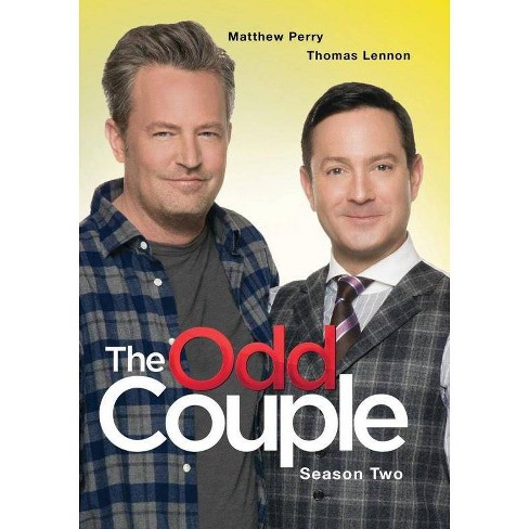 The Odd Couple (2015): Season Two (DVD) - image 1 of 1