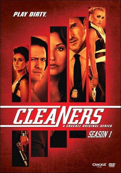 Cleaners:Complete First Season (DVD) - image 1 of 1