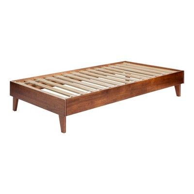 Twin Solid Wood Platform Bed - Saracina Home