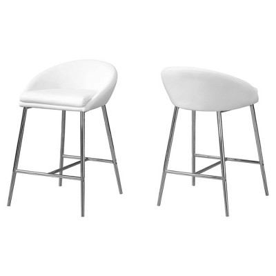Set of 2 Counter Height Barstools - EveryRoom