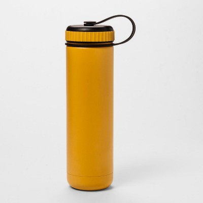 Ranger Hydration Stainless Steel Vacuum Insulated Water Bottle 25oz Yellow - Room Essentials™