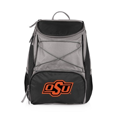 NCAA Oklahoma State Cowboys PTX Backpack Cooler - Black