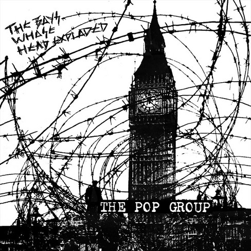 Pop group - Boys whose head exploded (Vinyl) - image 1 of 1