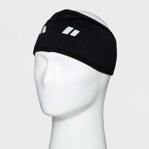 Men s Reflective Earwarmer - C9 Champion® Black One Size   Target 9cc6324458dc
