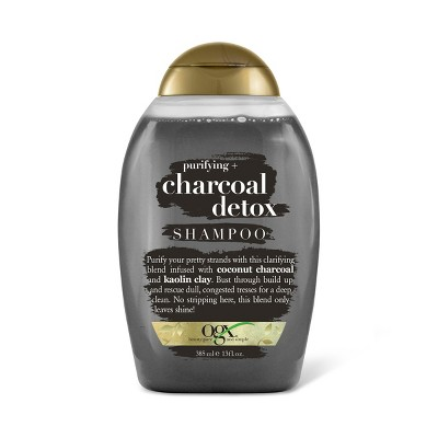 Shampoo & Conditioner: OGX Charcoal Detox