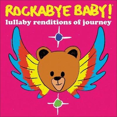 Rockabye Baby! - Rockabye Baby:Journey Lullaby Renditi (CD)
