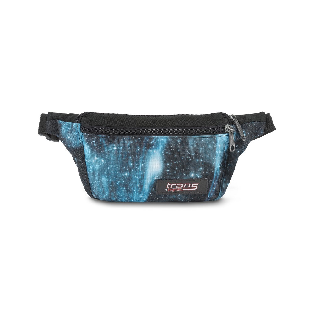 Trans by JanSport Bazoo Waist Wallet Pack - Blue Cosmos
