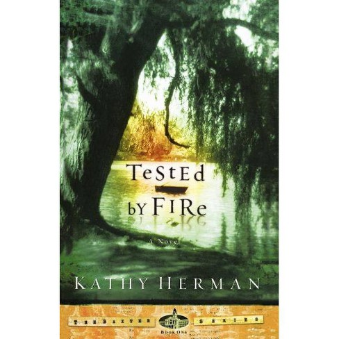 Tested by Fire - (Baxter) by  Herman (Paperback) - image 1 of 1