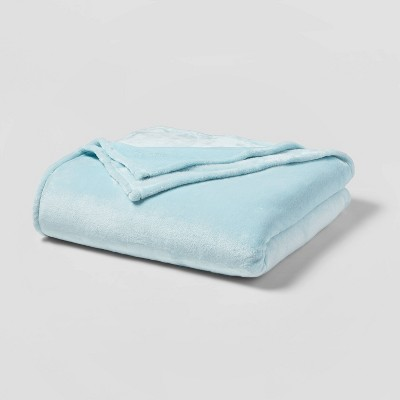 Microplush Bed Blanket - Threshold™