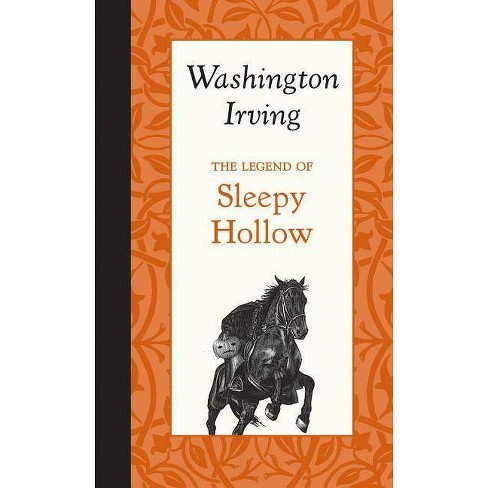 The Legend of Sleepy Hollow - (American Roots) by  Washington Irving (Hardcover) - image 1 of 1