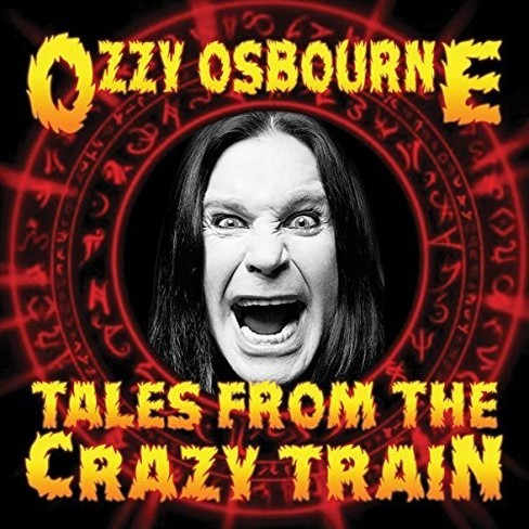 Ozzy osbourne - Tales from the crazy train (CD) - image 1 of 1