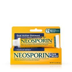 Neosporin Plus Pain Relief Maximum Strength Antibiotic Ointment - 1oz