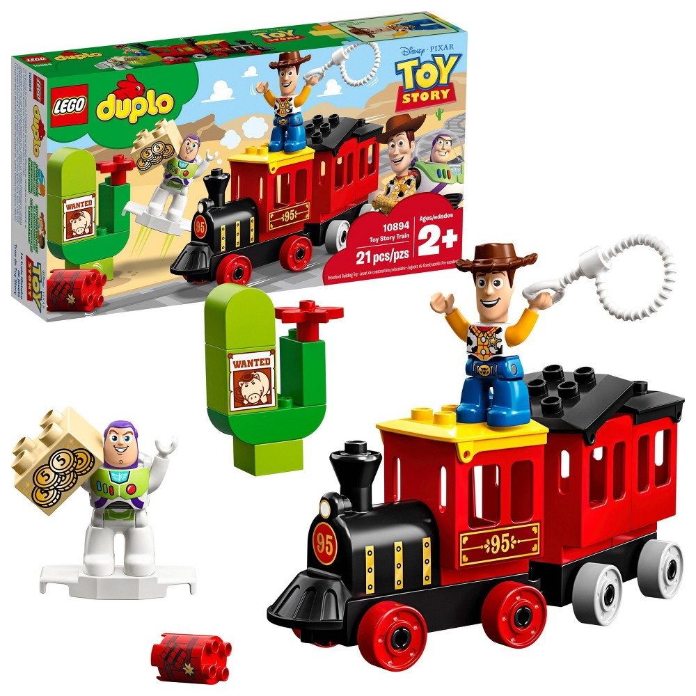 Lego Toy Story Train 10894