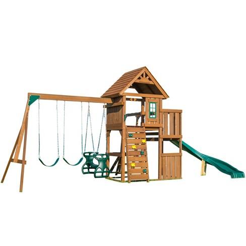 Cedar Brook Play Set