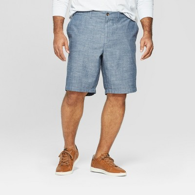 "Men's 10.5"" Flat Front Shorts - Goodfellow & Co™"