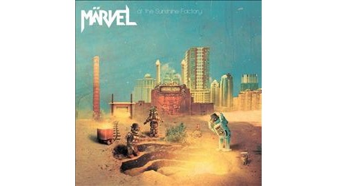 Marvel - At The Sunshine Factory (CD) - image 1 of 1