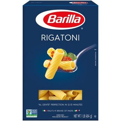 Barilla Rigatoni - 16oz