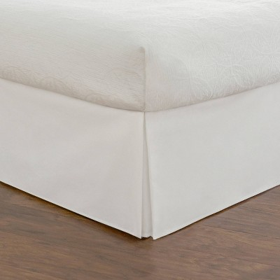 "Tailored Poplin 18"" Bed Skirt - Levinsohn"