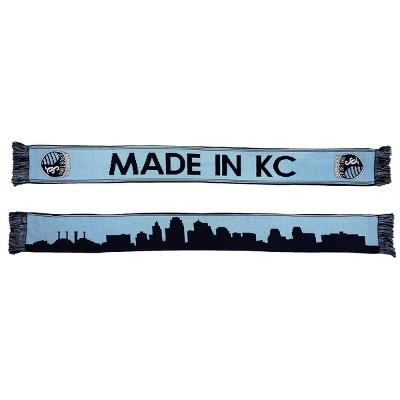 MLS Sporting Kansas City Skyline Scarf