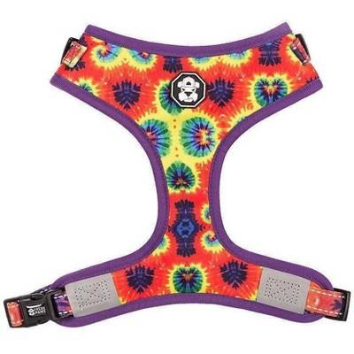 Fresh Pawz TieDye Adjustable Mesh Dog Harness