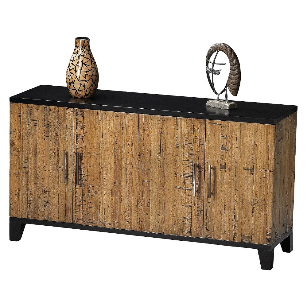 End Table Walnut (Brown) - Butler Specialty