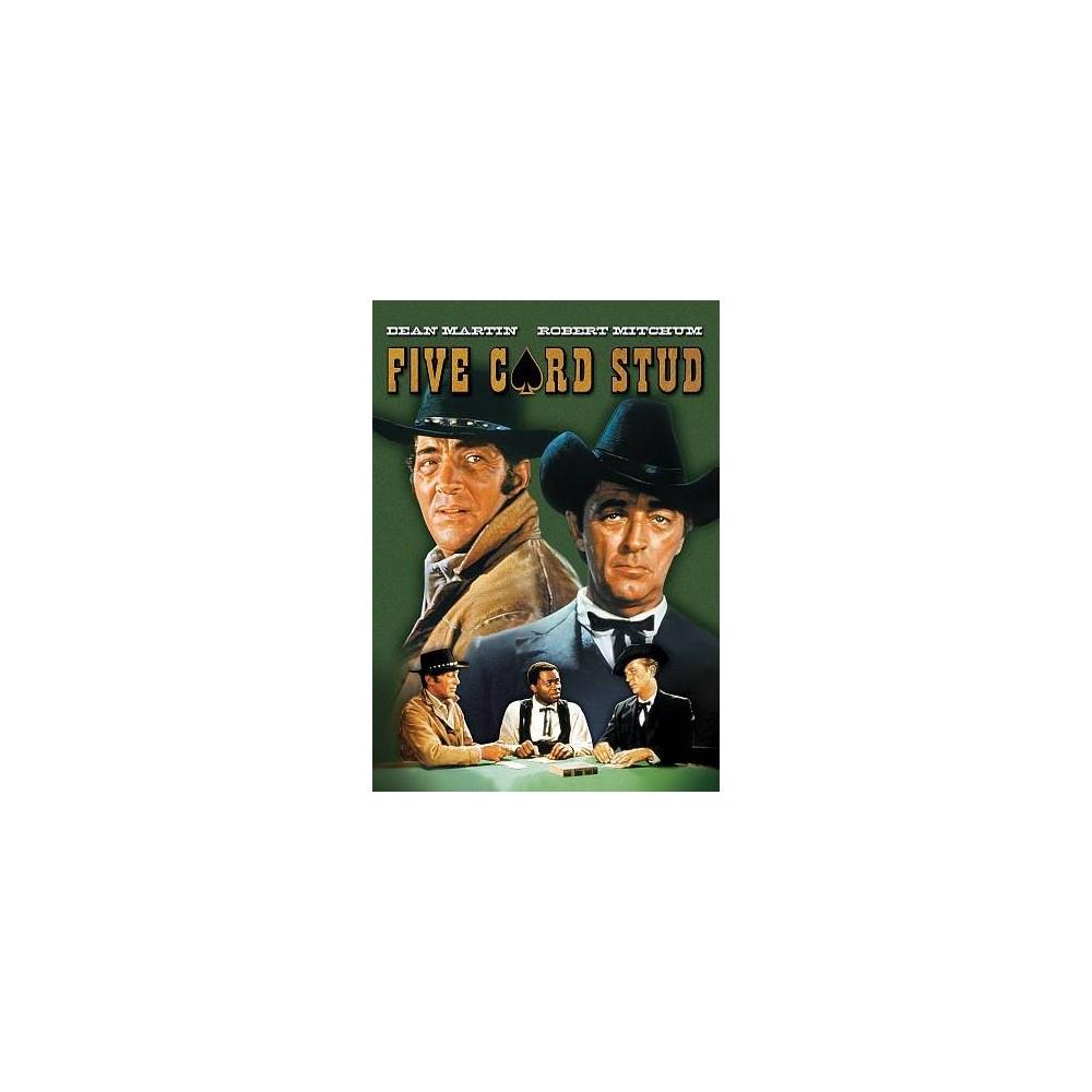 Five Card Stud (Dvd), Movies