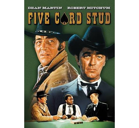 Five Card Stud (DVD) - image 1 of 1