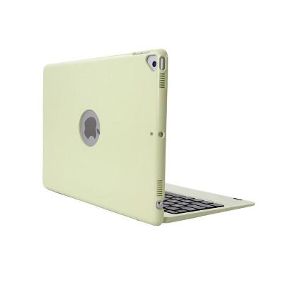 Hard Shell 10.2 Inch Bluetooth Wireless Keyboard for Apple iPad