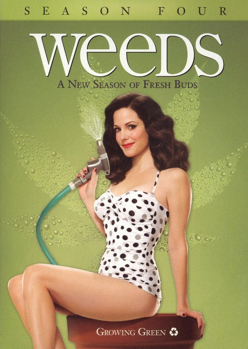 Weeds: Season Four [3 Discs] - image 1 of 1