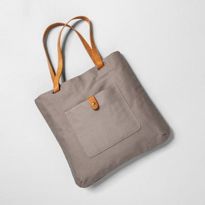 Handbag Gray - Hearth & Hand™ with Magnolia