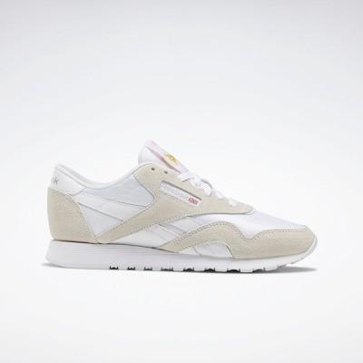 Reebok Classic Nylon Women's Shoes Womens Performance Sneakers