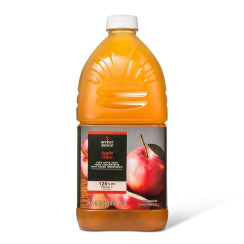 Old Fashioned Apple Cider - 64 fl oz Bottle - Archer Farms™ - image 1 of 1