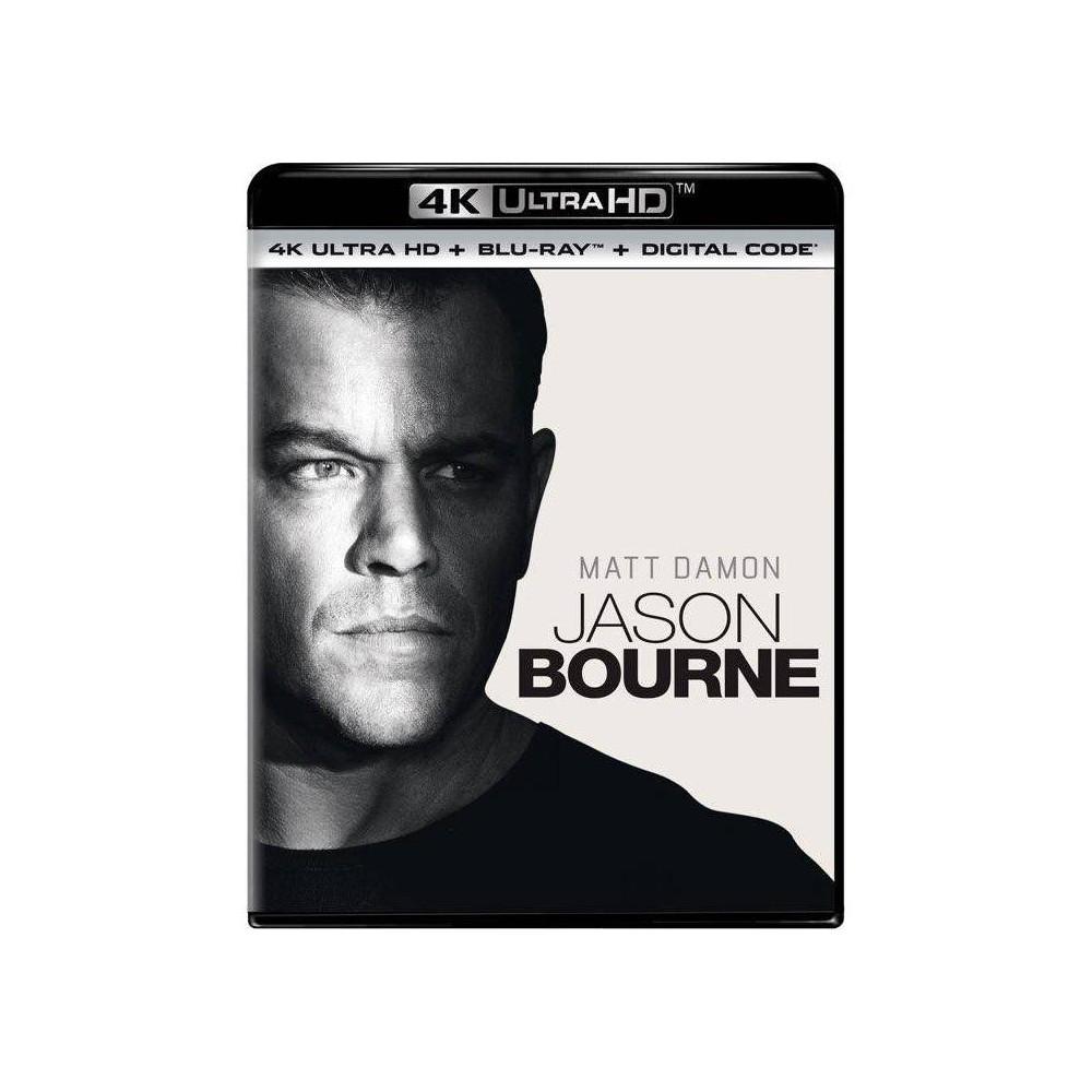 Jason Bourne 4k Uhd