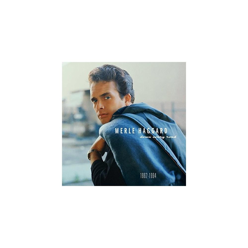 Merle Haggard - Down Every Road 1962-1994 (CD)