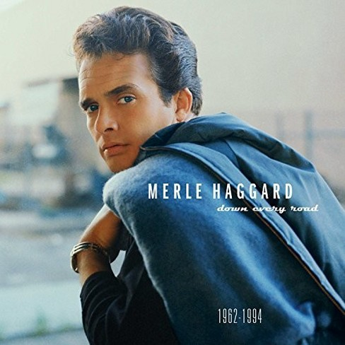 Merle Haggard - Down Every Road 1962-1994 (CD) - image 1 of 1