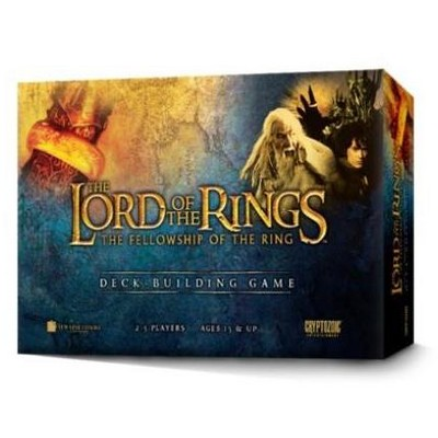 Lord of the Rings - The Fellowship of the Ring, Deck Building Game Board Game