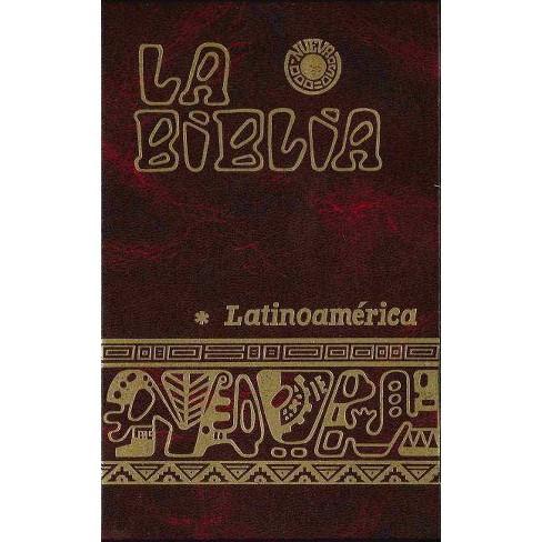 Biblia Latinoamericana Bolsillo(sin Indice) - (Hardcover) - image 1 of 1